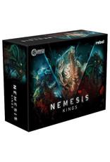 Asmodee Nemesis: Alien Kings Expansion