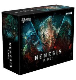 Asmodee Nemesis: Alien Kings Expansion (Pre Order)