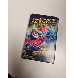 Keyforge Mass Mutation Deluxe Archon Deck (Ding & Dent)