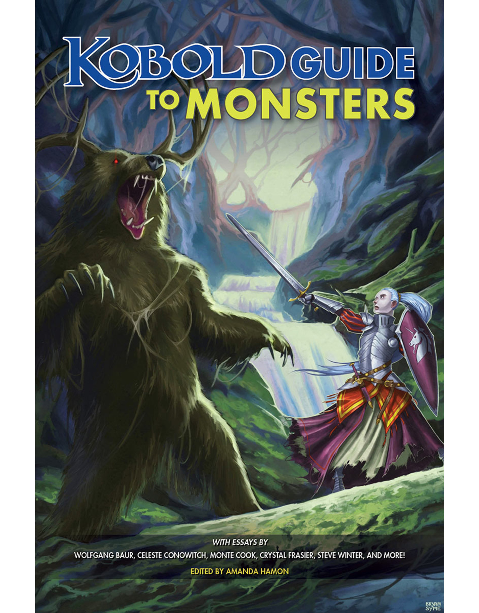 Kobold Press KOBOLD Guide to Monsters (Softcover)