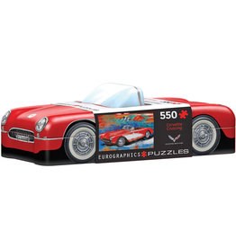Eurographics Corvette Cruising Tin (500)