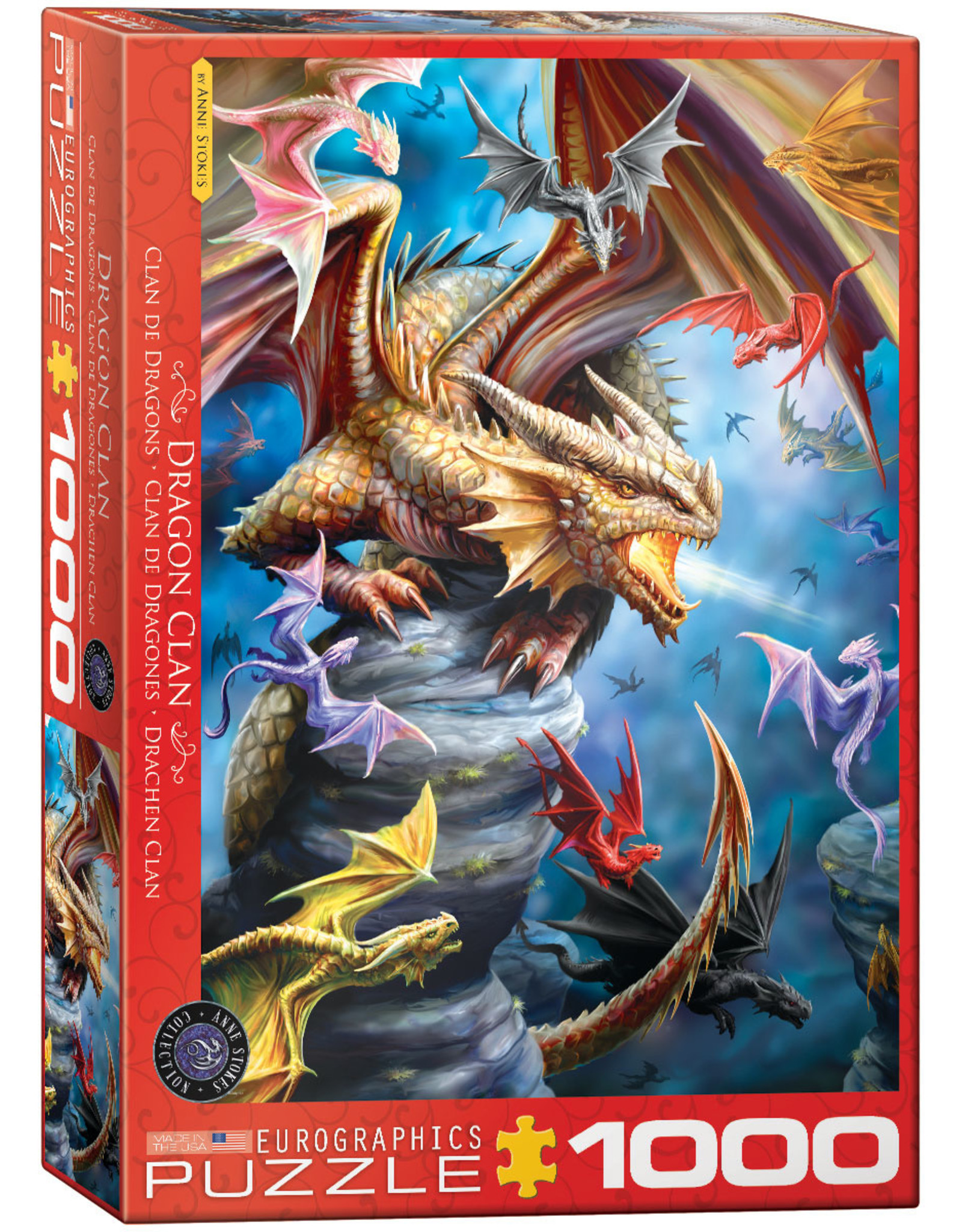 Eurographics Dragon Clan