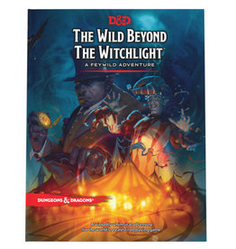 Dungeons & Dragons D&D 5E: The Wild Beyond the Witchlight