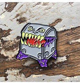 Creature Curation Mimic Pin