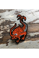 Creature Curation Rusty – Pin