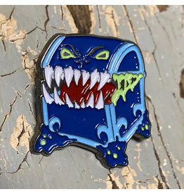 Creature Curation Mimic Pin – Blue - Pin