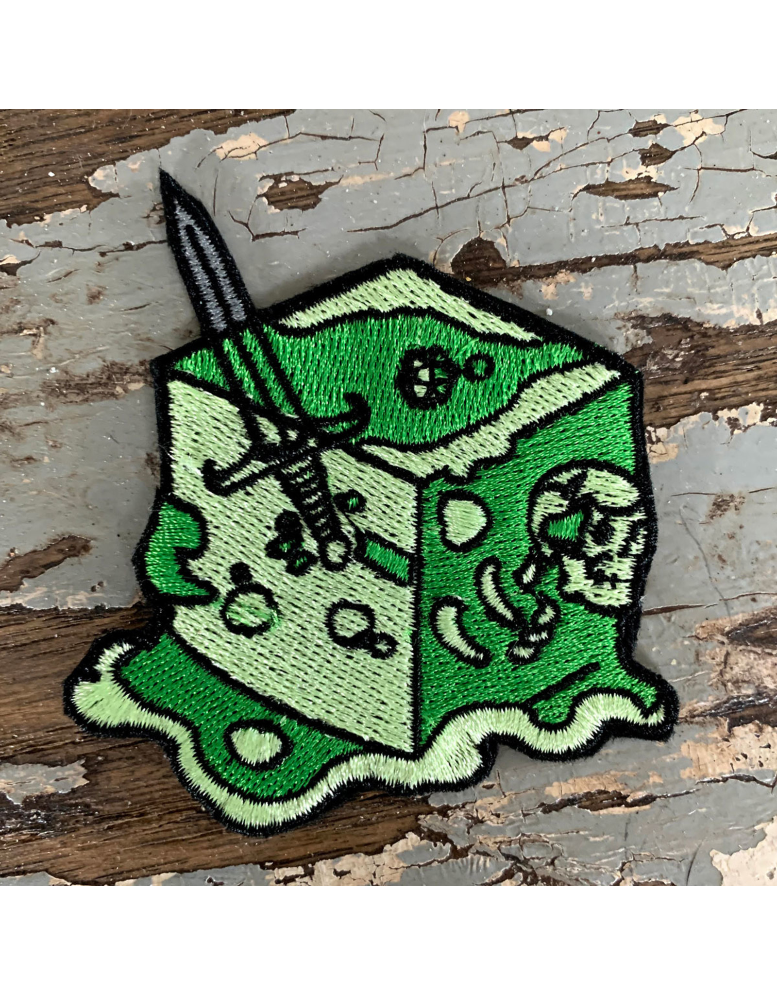 Creature Curation Gelatinous Cube – Patch