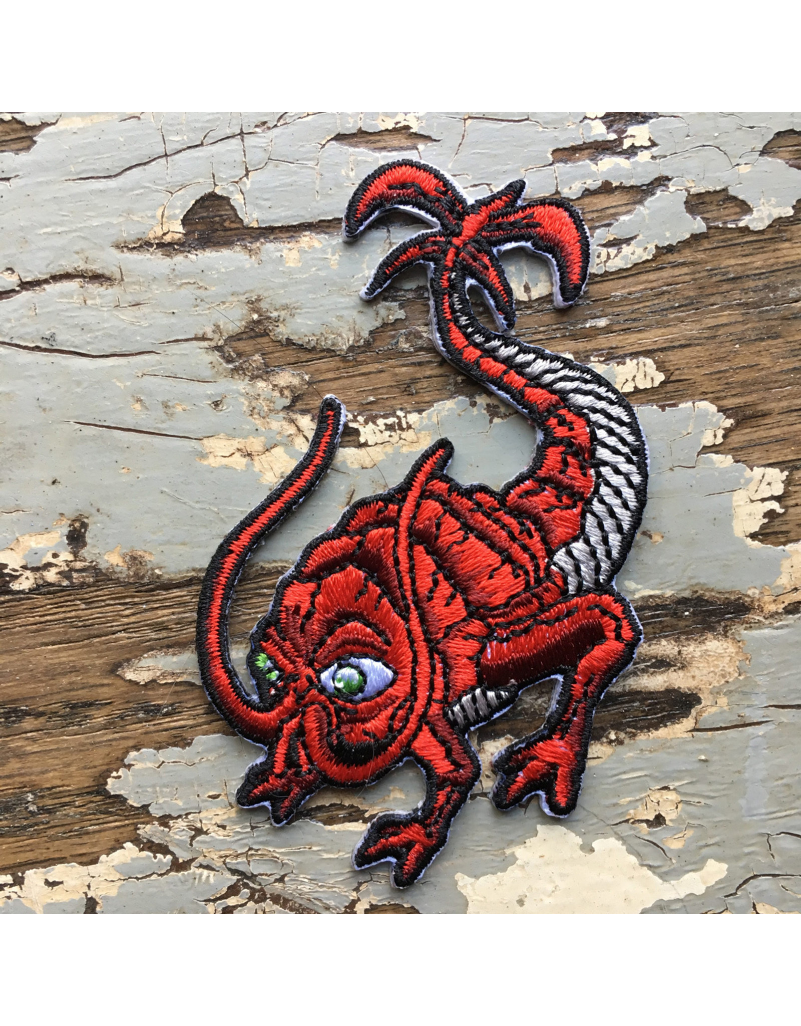 Creature Curation Rusty – Patch