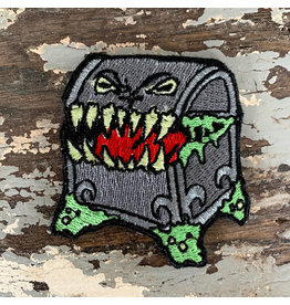 Creature Curation Mimic – Embroidered Patch