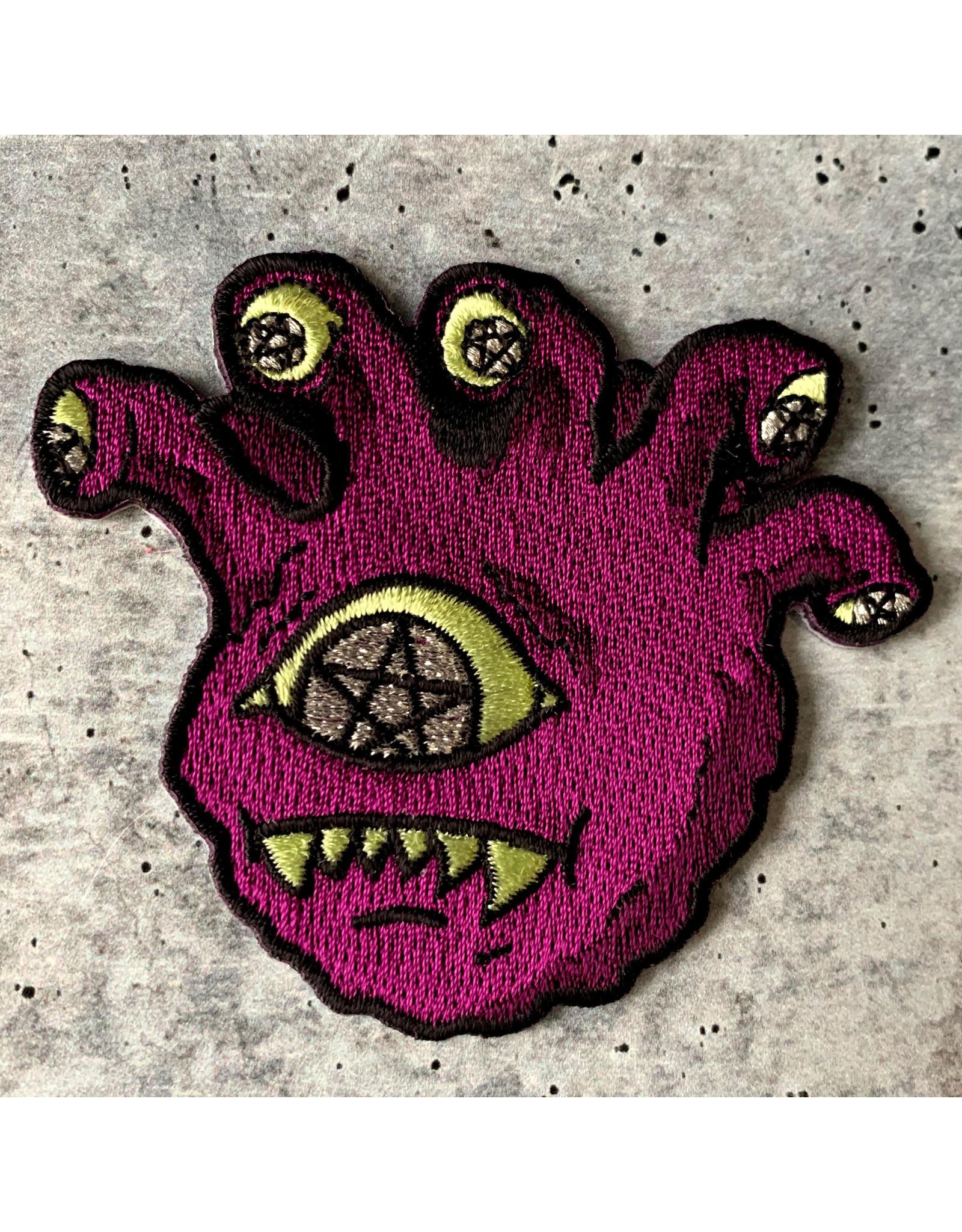 Creature Curation Eyevil Eyegor – Patch