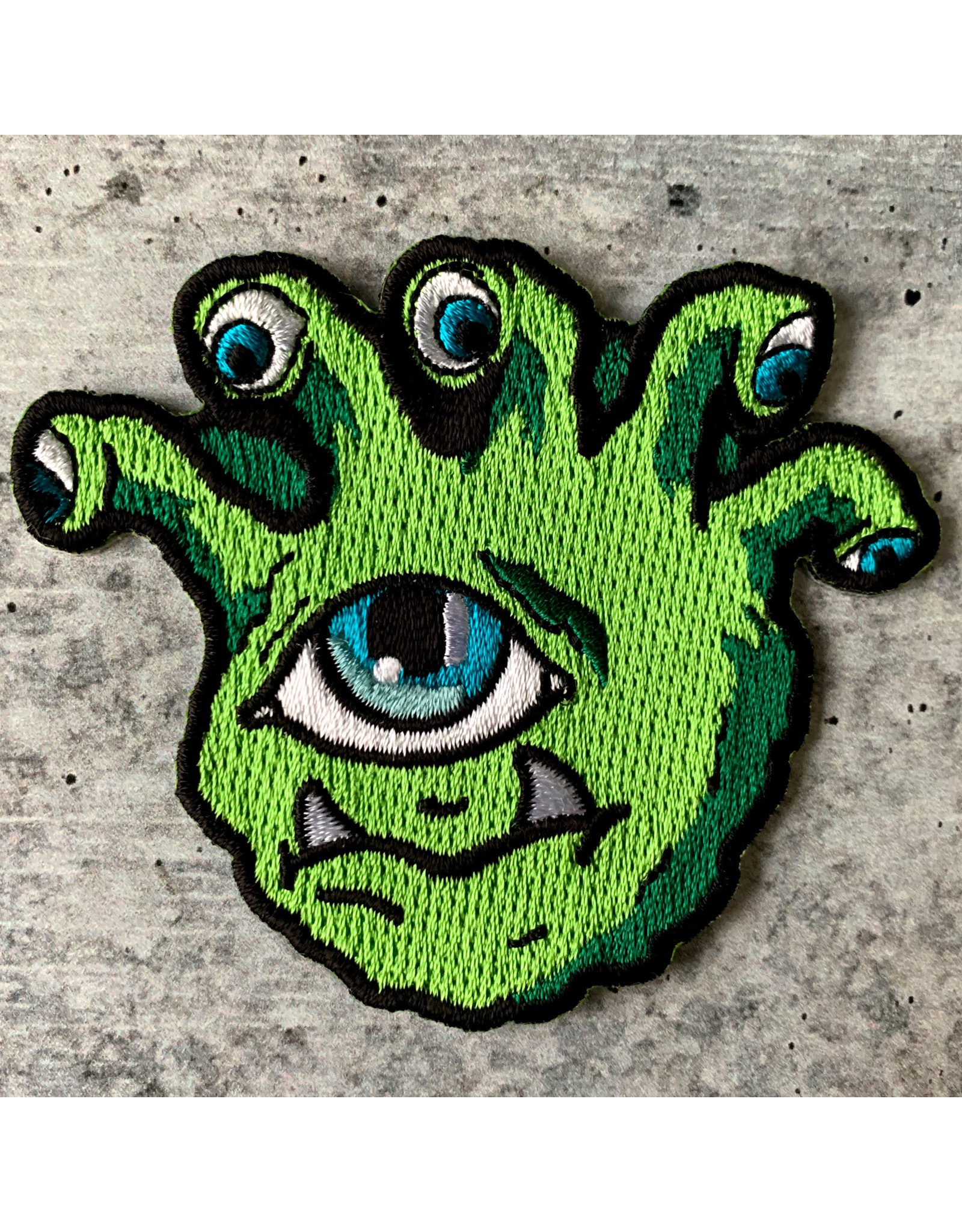Creature Curation Orcish Eyegor – Patch