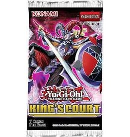 Yugioh YGO: King's Court Booster Pack