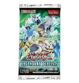 Yugioh YGO: Legendary Duelists: Synchro Storm Booster Pack