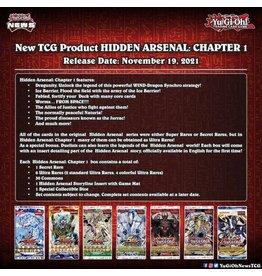 Yugioh YGO: Hidden Arsenal: Chapter 1