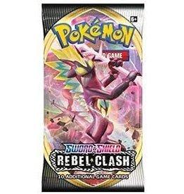 Pokemon Pokemon: Sword & Shield - Rebel Clash Booster Pack