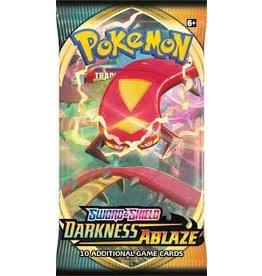 Pokemon Pokemon: Sword & Shield - Darkness Ablaze Booster Pack
