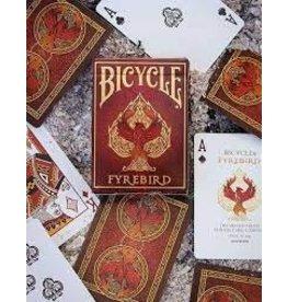 Bicycle Playing Cards: Fyrebird