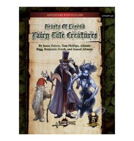 D&D 5E: BoL: Fairy Tale Creatures