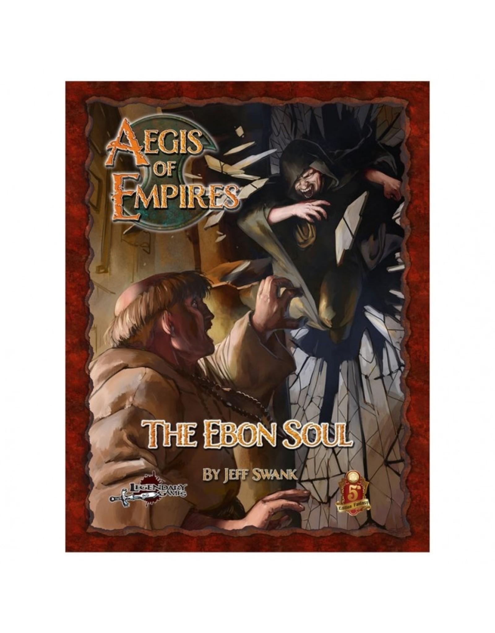 D&D 5E: AoE 2: The Ebon Soul