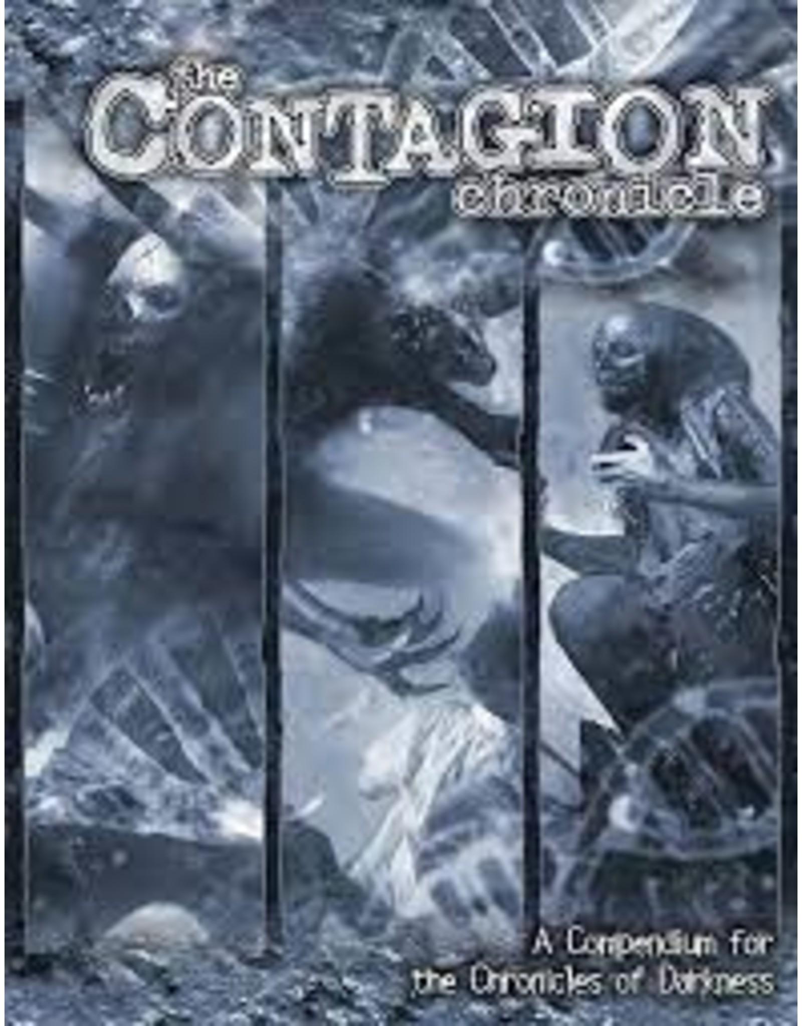 Onyx Path Publishing CofD: Contagion Chronicle