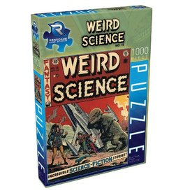 Renegade Games Studios Puzzle: Weird Science No. 15