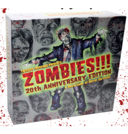 Zombies!!! 20th Anniversary Edition Kickstarter (Pre order) (December 2021)