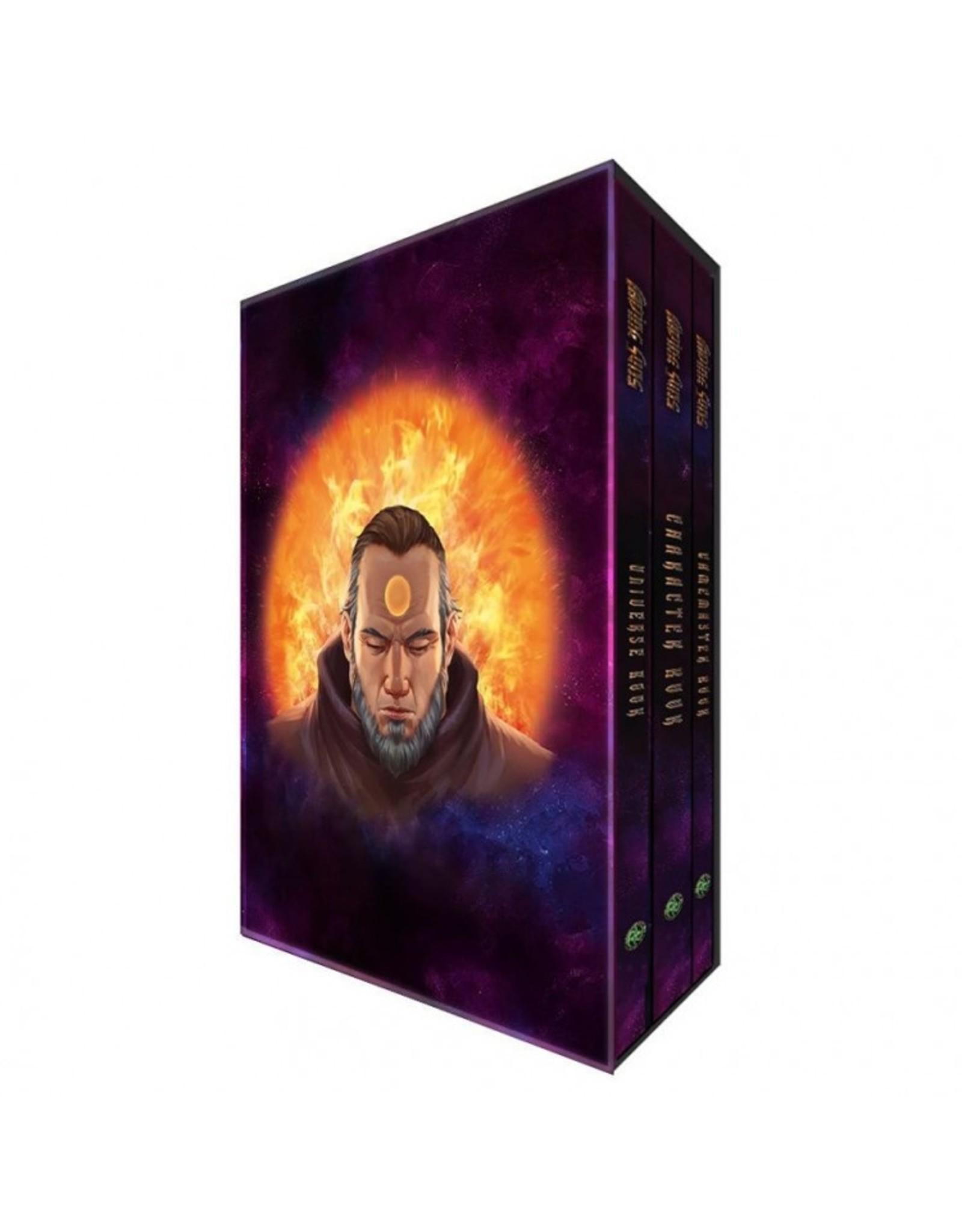 Ulisses North America Fading Suns: Core Books Slipcase