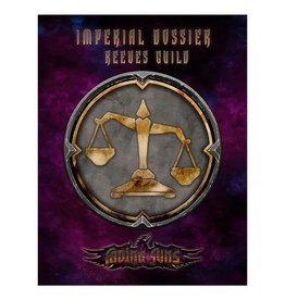 Ulisses North America Fading Suns: Reeves Guild-Imp Dossier