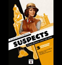 Suspects (Pre Order) (October)