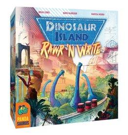 Pandasaurus Dinosaur Island: Rawr 'N Write(Pre Order) (September)