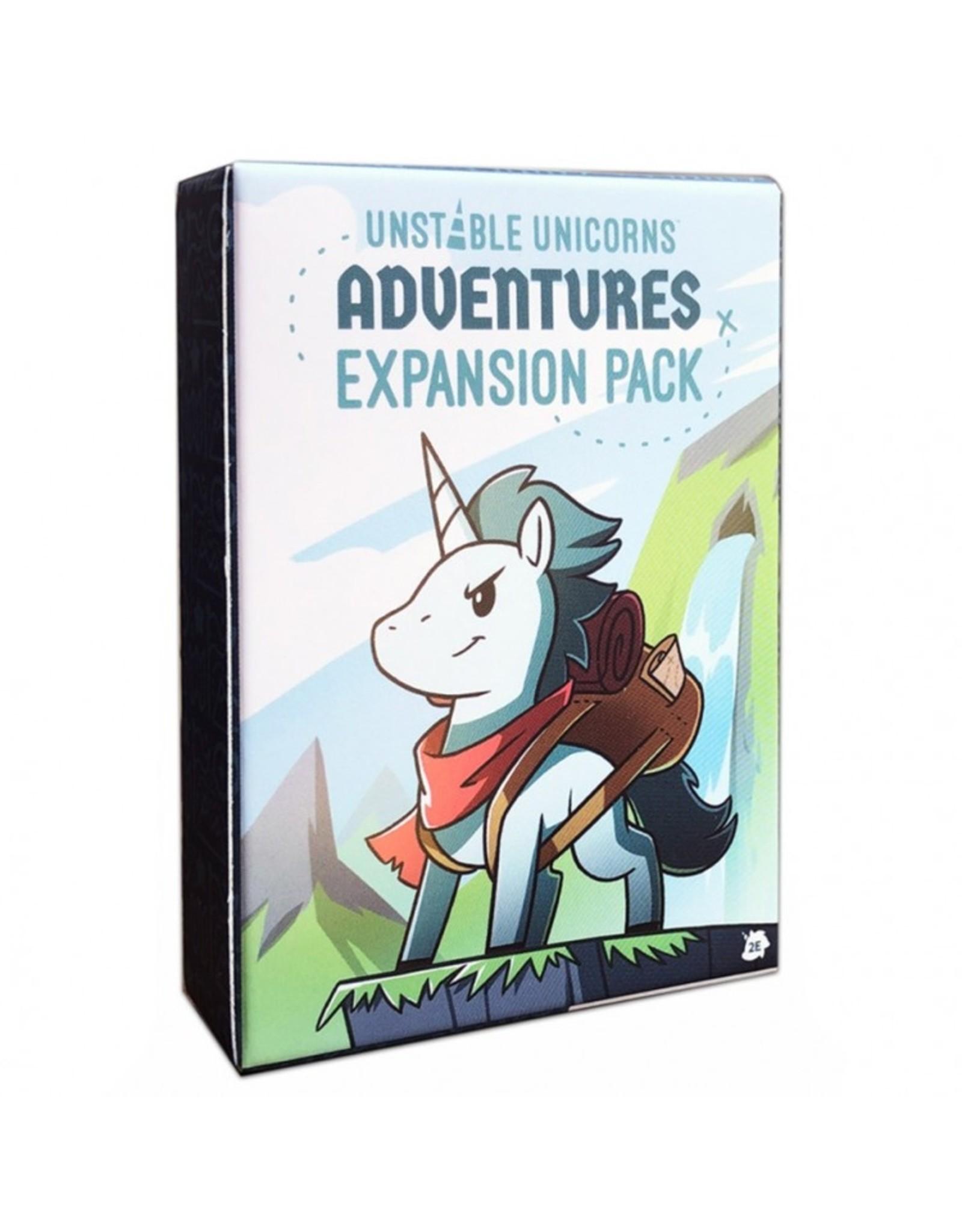 Tee Turtle Unstable Unicorns: Adventures Exp