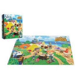The OP Puzzle:Welcome to Animal Crossing 1000pc