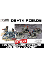 Wargames Atlantic Death Fields: Les Grognards Command and Heavy Support