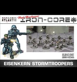 Wargames Atlantic Iron-Core: Eisenkern Stormtroopers