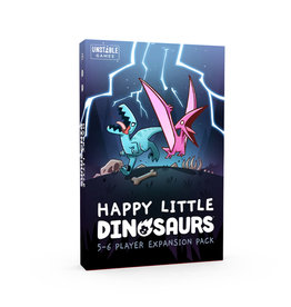 Tee Turtle Happy Little Dinosaurs: 5-6 Player Expansion