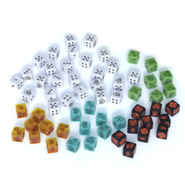 Atlas Games Extra Dice Miner Deluxe Backer Pack