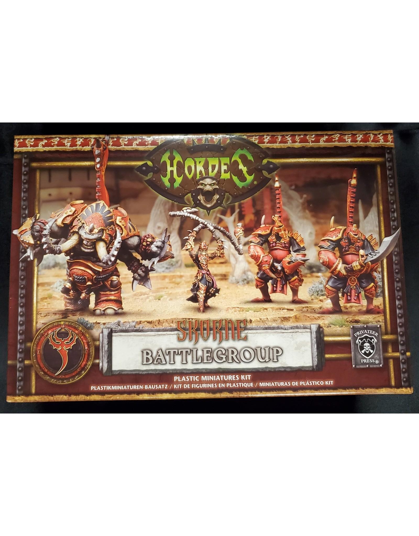 Ding & Dent Hordes: Skorne Battlegroup (Ding & Dent)