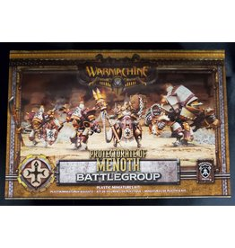 Ding & Dent Warmachine: Protectorate of Menoth Battlegroup (Ding & Dent)