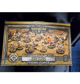 Ding & Dent Warmachine: Protectorate of Menoth Exemplar Theme Force (Ding & Dent)