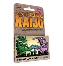 Steve Jackson Games Munchkin: Apocalypse Kaiju