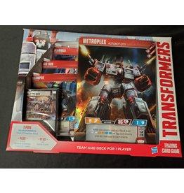 Transformers TCG: Metroplex Deck (Ding & Dent)