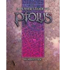 Monte Cook Games A Player's Guide To Ptolus
