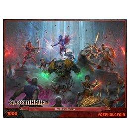Cephalofair Games Puzzle: Gloomhaven: Black Barrow 1000pc