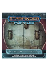 Paizo Publishing SFRPG: Flip-Tiles: Alien Planet Moon Exp