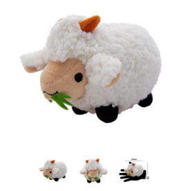 Asmodee CATANIMAL Plushies - CATAN Sheep Sprite