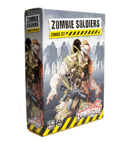 Cool Mini or Not Zombicide 2nd Edition: Zombie Soldiers