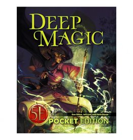 Kobold Press 5E: Deep Magic PE