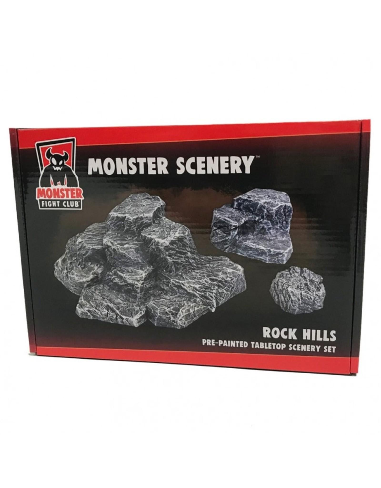 Monster Fight Club Terrain: Rock Hills