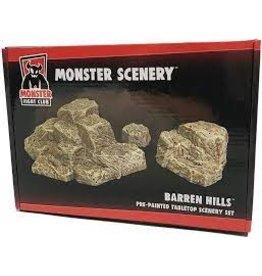 Monster Fight Club Terrain: Barren Hills