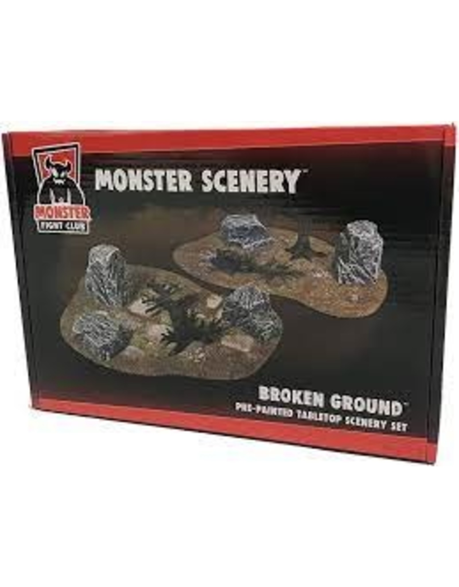 Monster Fight Club Terrain: Broken Ground